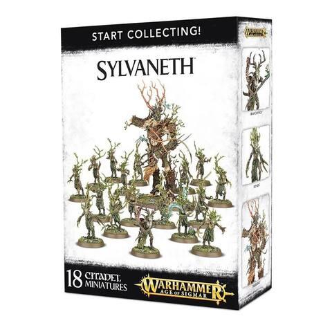Warhammer Age of Sigmar Model Miniatures - Start Collecting! Sylvaneth - Multi