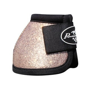 Professionals Choice Boots Secure Fit Overreach Bell Glitter