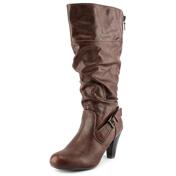 G By Guess Randall Synthetic Knee High Boot