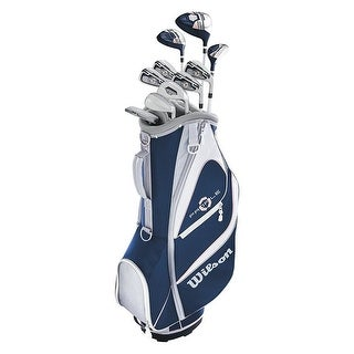 Wilson Profile XD Women's Complete Golf Club Set (Ladies - Left Hand)