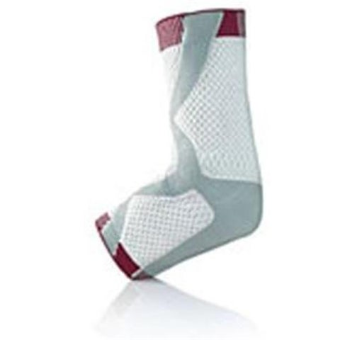 Pro Lite 3D Ankle Support, Charcoal Left Sm