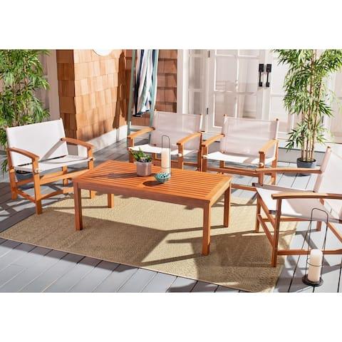 SAFAVIEH Outdoor Living Mardin 5 Pc Dining Set