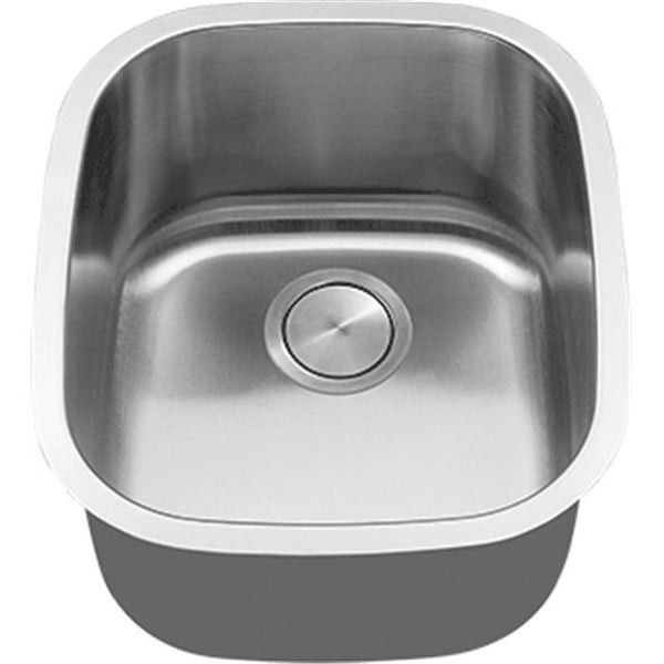 C Tech I Li 500 17 75 X 20 In Stainless Steel Single Bowl Sink Free Shipping Today 24920728