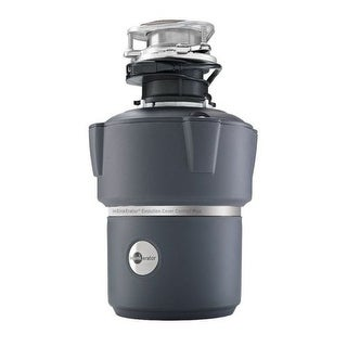 InSinkErator COVER CONTROL PLUS Evolution 3/4 HP Batch Feed Garbage Disposal with Soundseal Technology