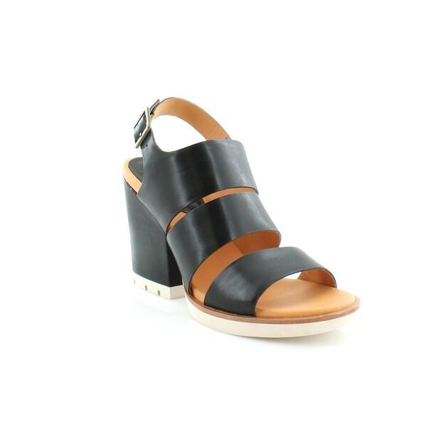 Kork-Ease Lenny Women's Sandals & Flip Flops Black