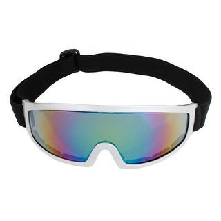 Women Men Gray Frame Airflow Lens Ventilation Ski Snowboard Goggles