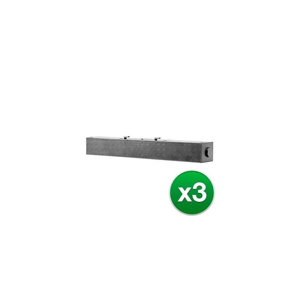 HP S100 Sound Bar 2LC49AT (3-Pack) S100 Sound Bar