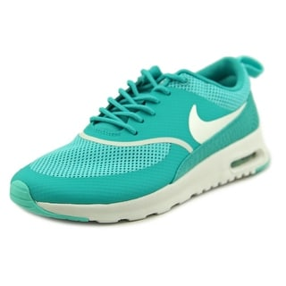 Nike Air Max Thea Women Round Toe Synthetic Blue Tennis Shoe
