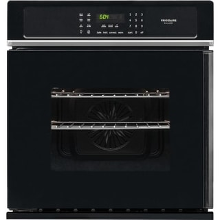 Frigidaire FGEW276SP 27 Inch Wide 3.8 Cu. Ft. Electric Single Wall Oven with Side Swing Reversible Door