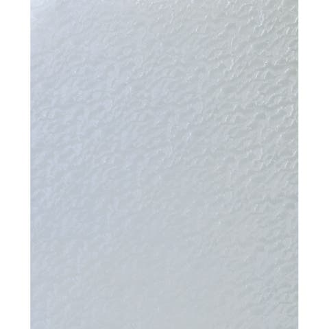 Brewster T346-0012 Moire Twin Pack 19-1/4 Square Foot Abstract Peel and Stick Vinyl Window Film -