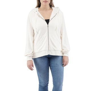 Bobeau Remington Plus Size Sherpa Hooded Jacket