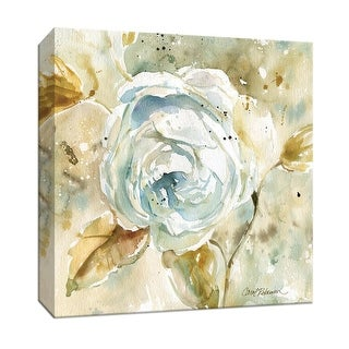 """PTM Images 9-147071  PTM Canvas Collection 12"""" x 12"""" - """"Rose"""" Giclee Flowers Art Print on Canvas"""