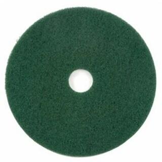 Americo Manufacturing 20 in. Scrubbing Pad, Green - Case of 5