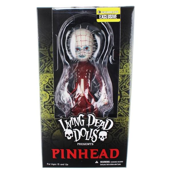 Living Dead Dolls Hellraiser III Pinhead, Red Variant - multi