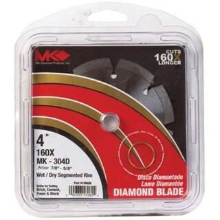 """MK Diamond 166987 Diamond Blade, 4"""""""
