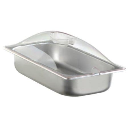 BroilKing 1/3 Size (2.6 qt.) Chafing Pan & Plastic Lid