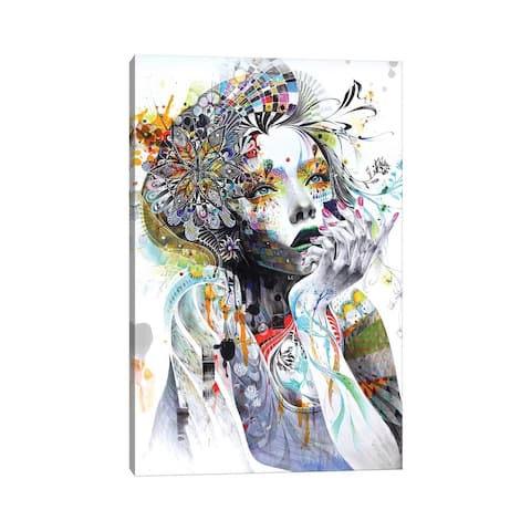 "iCanvas ""Circulation"" by Minjae Lee Canvas Print"