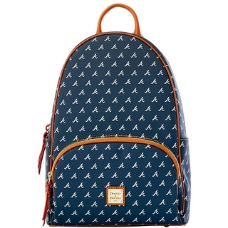 Dooney & Bourke MLB Braves Backpack (Introduced by Dooney & Bourke at $348 in Mar 2016)