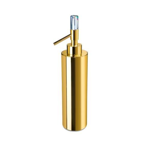 Nameeks 90615 Windisch Free Standing Soap Dispenser - Gold