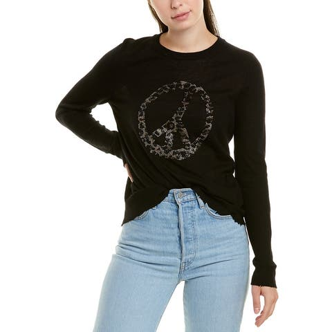 Zadig & Voltaire Peace Cashmere Sweater