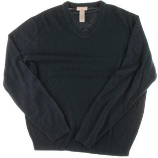 Dockers Mens Knit V-Neck Pullover Sweater - XL