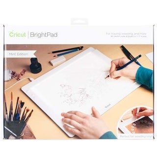 Shop Cricut Bright Pad Free Shipping Today Overstock