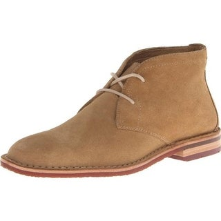 Trask Mens Brady Suede Contrast Trim Chukka Boots - 13 medium (d)