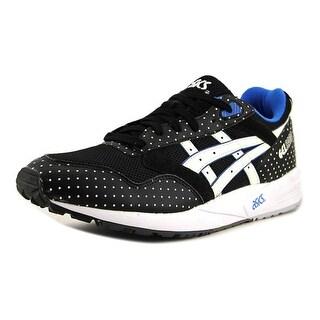 Asics Gel-Kayano 21 Men  Round Toe Synthetic Black Running Shoe