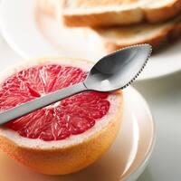 Grapefruit Set 5/Pcs-Yellow & Silver