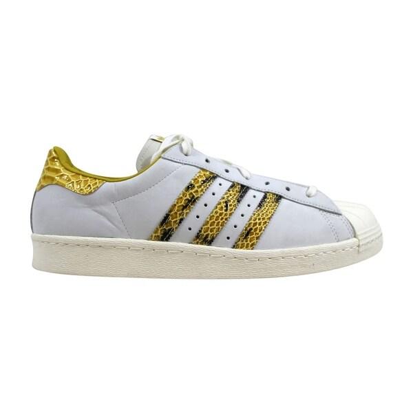 Shop Adidas Men's Superstar 80s BITD WhiteVapor Legacy
