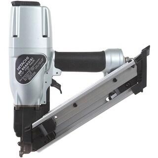 "Hitachi NR65AK2S 2.5"" Strap-Tite Fastening System Strip Nailer"