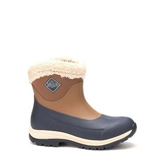 Muck Boot Women's Artic Apres Navy/Otter Size 5 Slip-On Boots