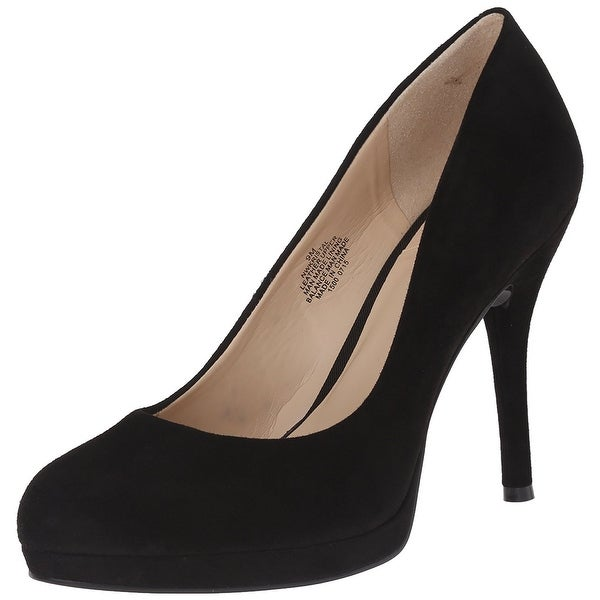 Nine West Women's Kristal Suede Dress Pump