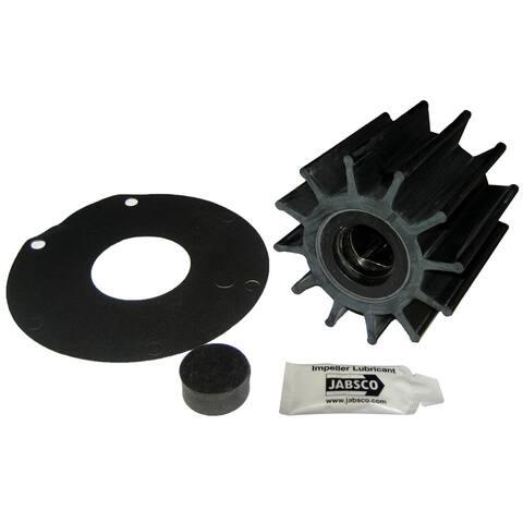 Jabsco Impeller Kit Neoprene 12 Blade 3 3/3 Dia X 3 1/2 W - 17370-0001-P