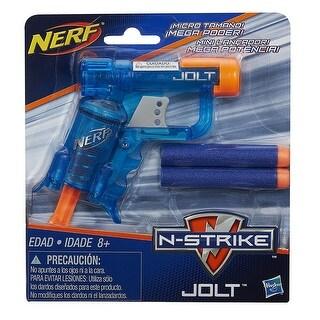 Nerf N-Strike Jolt Blaster, Blue - Multi