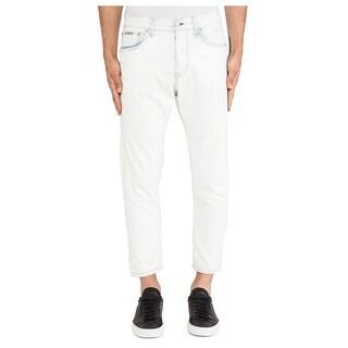 Jacob Davis Selvedge Jeans 32W x 26L Garcia Capri Crop Jeans Slim Fit