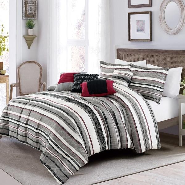 Catava Luxury 7 piece comforter set. Opens flyout.