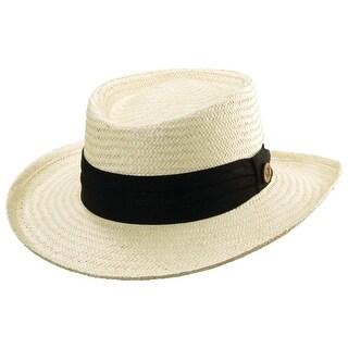 Tommy Bahama Palm Fiber Boater Hat