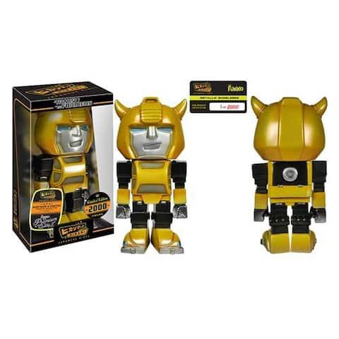 Funko Hikari Transformers Metallic Bumblebee Japanese Vinyl Figure - Multi