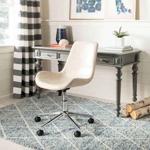 """Carson Carrington Varmland Swivel Office Chair - 21.5"""" x 25.5"""" x 32.2"""""""