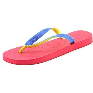 Havaianas Top Mix Open Toe Synthetic Flip Flop Sandal