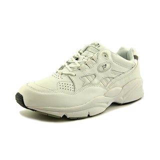 Propet Stability Walker 2A Round Toe Leather Walking Shoe