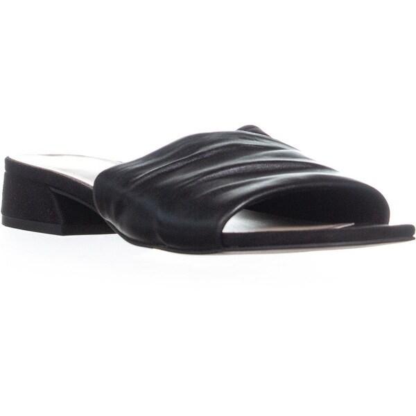be2fd4fae44c Shop Franco Sarto Frisco Square Toe Slide Sandals