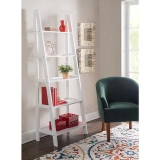 Freya 5-tier Ladder Bookshelf