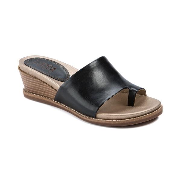 Lucca Lane Wynona Women's Sandals Black