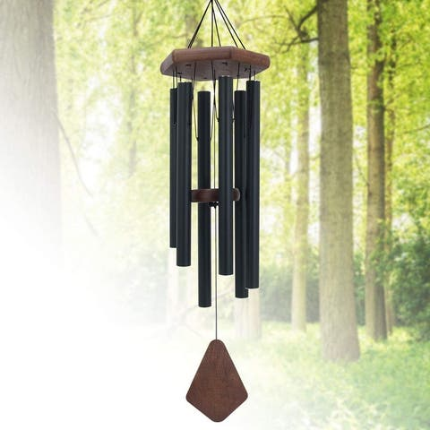 Memorial Wind Chimes Outdoor 30 Inch Amazing Grace Wind Chime