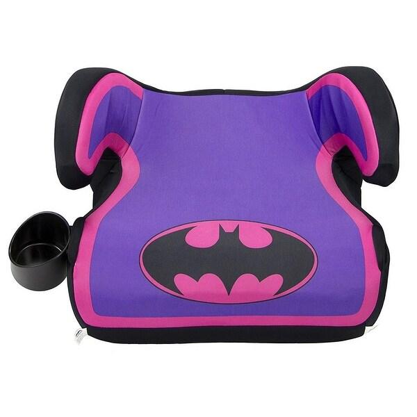 DC Comics KidsEmbrace Batgirl Belt Positioning Backless Booster Car Seat