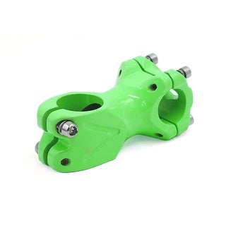 Green Ceramic Fixed Gear Bicycle Bike Handlebar Stem Riser 25.4 x 28.6 x 60mm