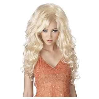 Blonde Bombshell Wig