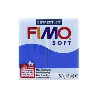 Fimo Soft Clay 57gm Brilliant Blue